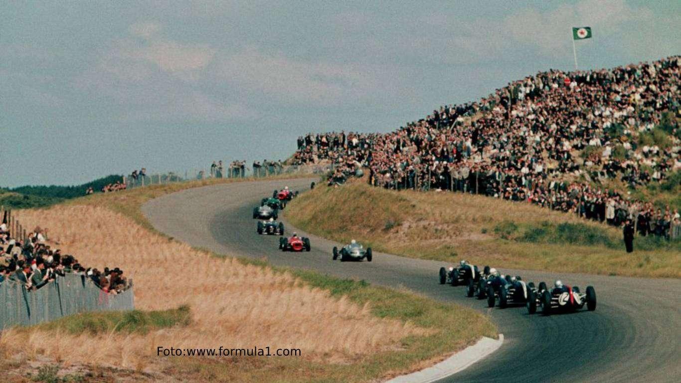 F1 se vraća u Nizozemsku