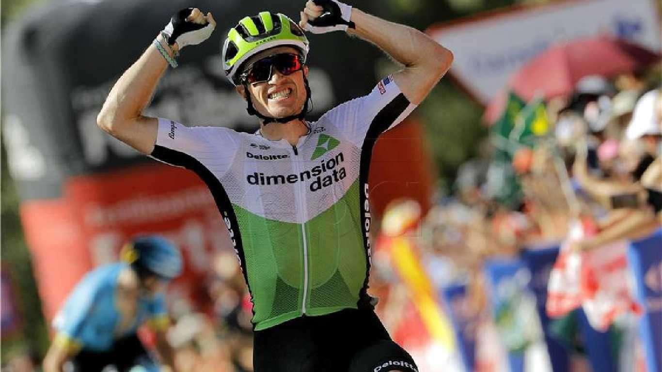 Vuelta: Yates vodeći
