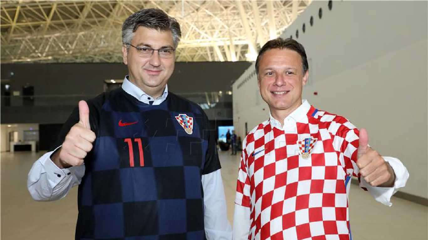Ovo je ogroman dan za Hrvatsku