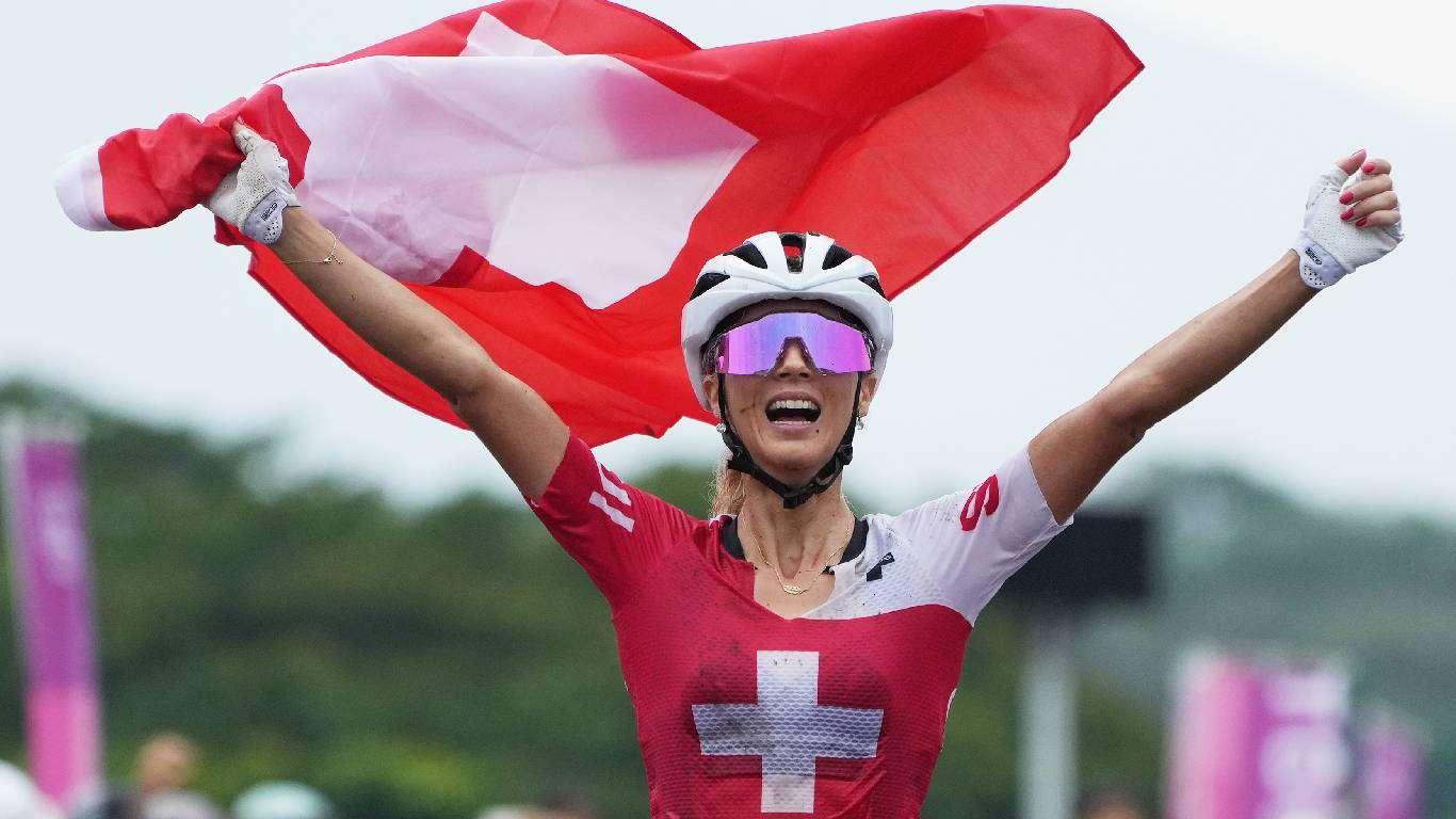 Švicarkama sve medalje u brdskom biciklizmu