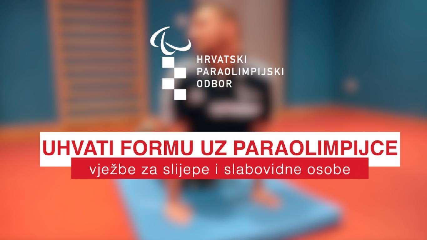 Uhvati formu uz paraolimpijce