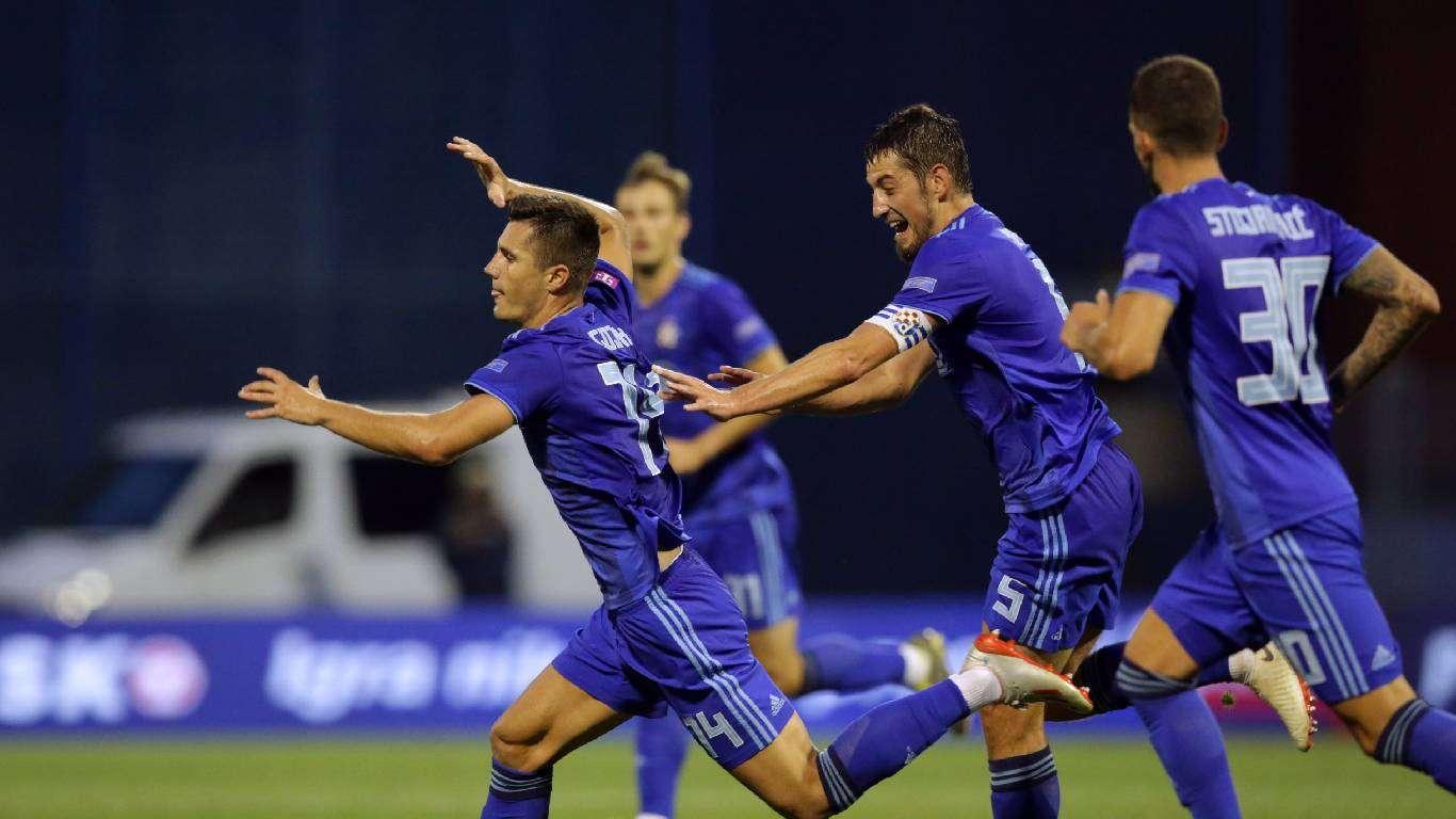 Dinamo i Osijek slavili