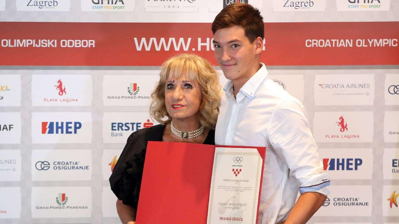 Nagrade Dražen Petrović