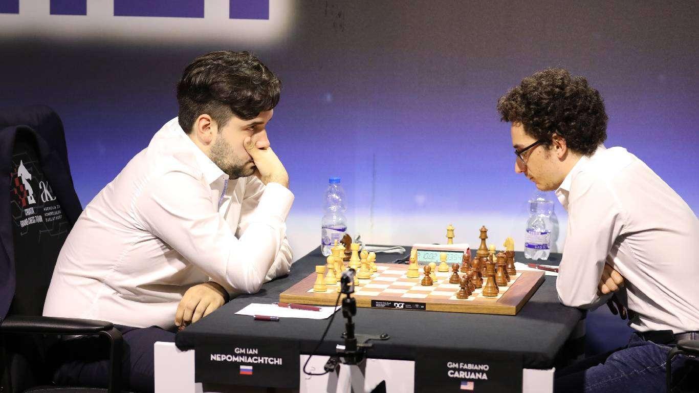Carlsen pred ciljem