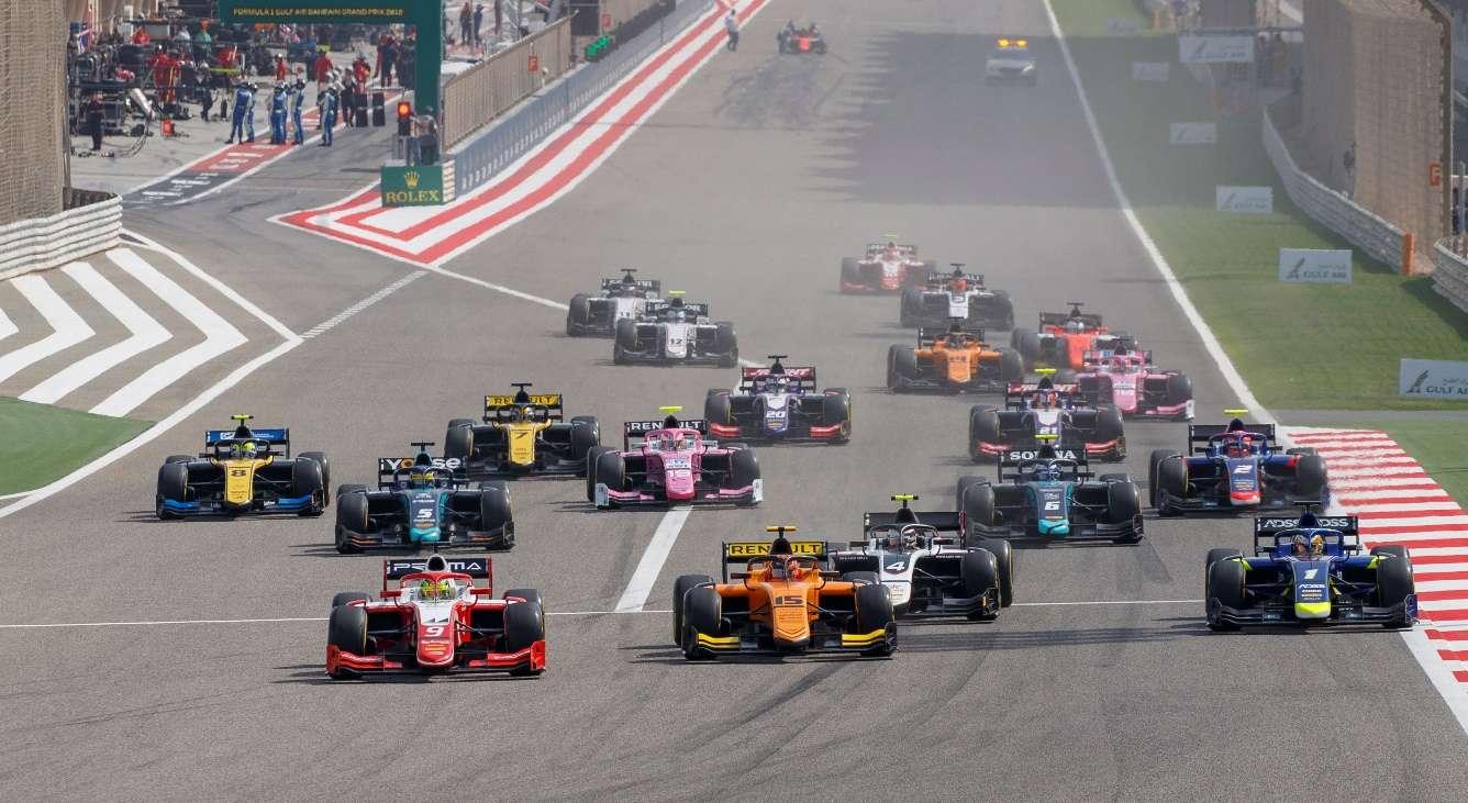 Formula 1, Velika nagrada Bahreina