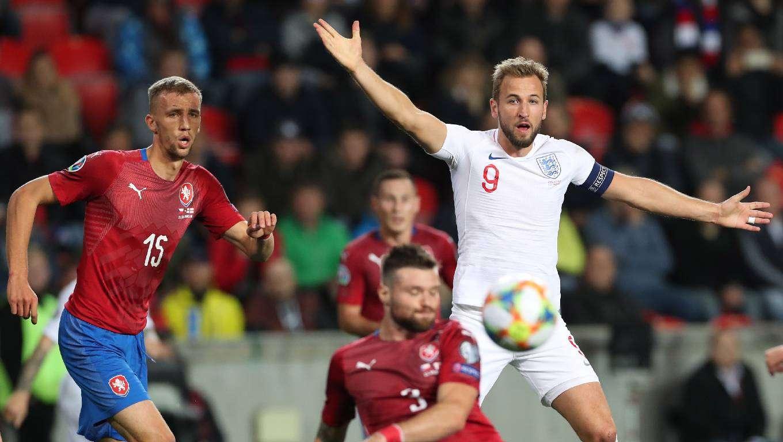 Engleska pala u Češkoj