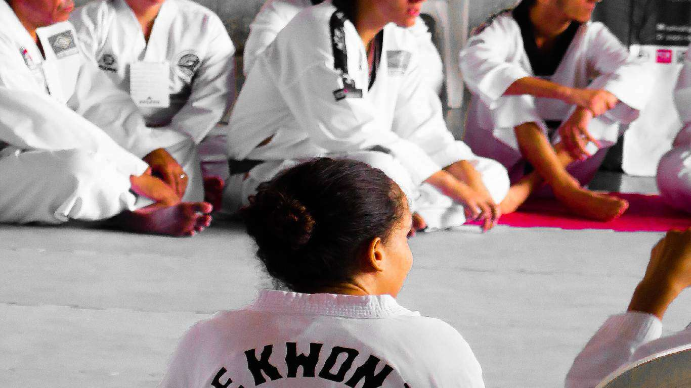 Pomaknuto SP u taekwondou