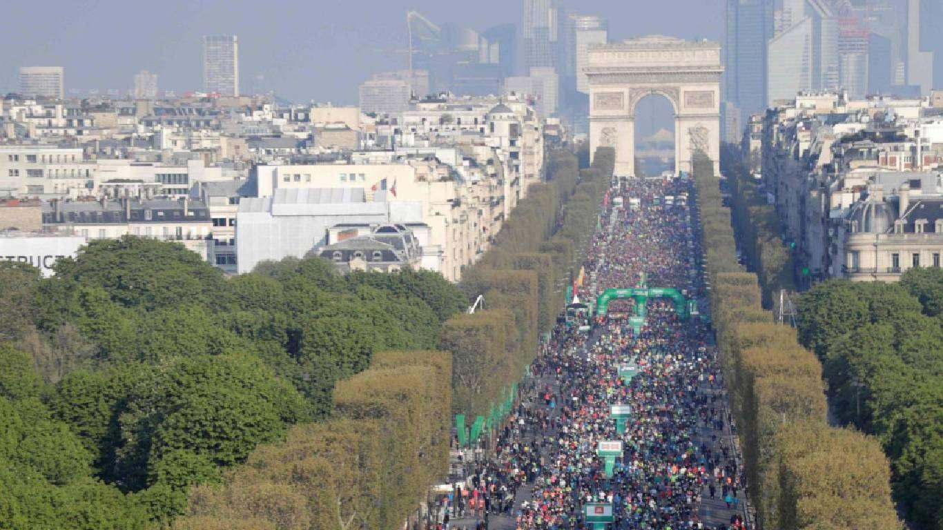 Pariški maraton odgođen