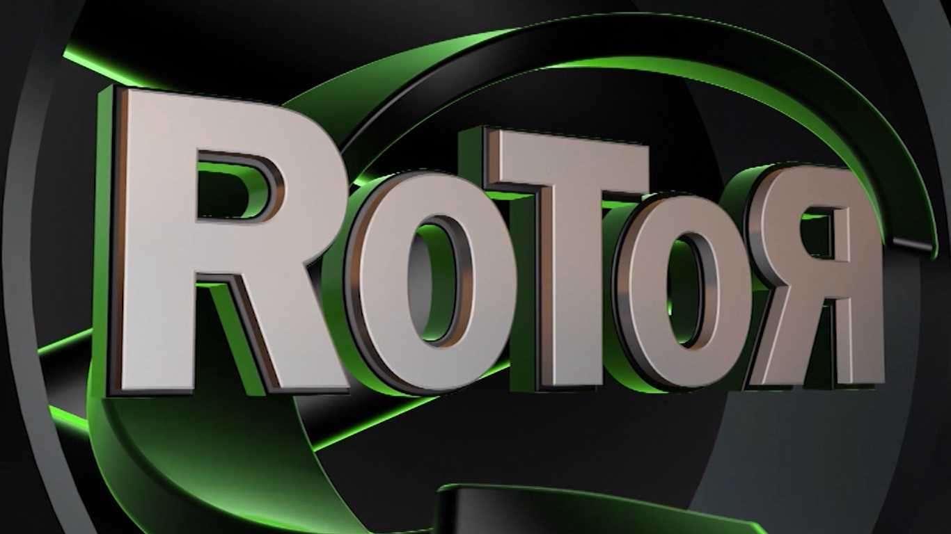 Rotor, emisija