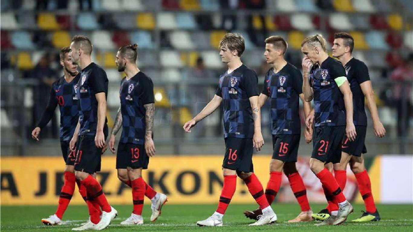 Hrvatska u lipnju s Walesom