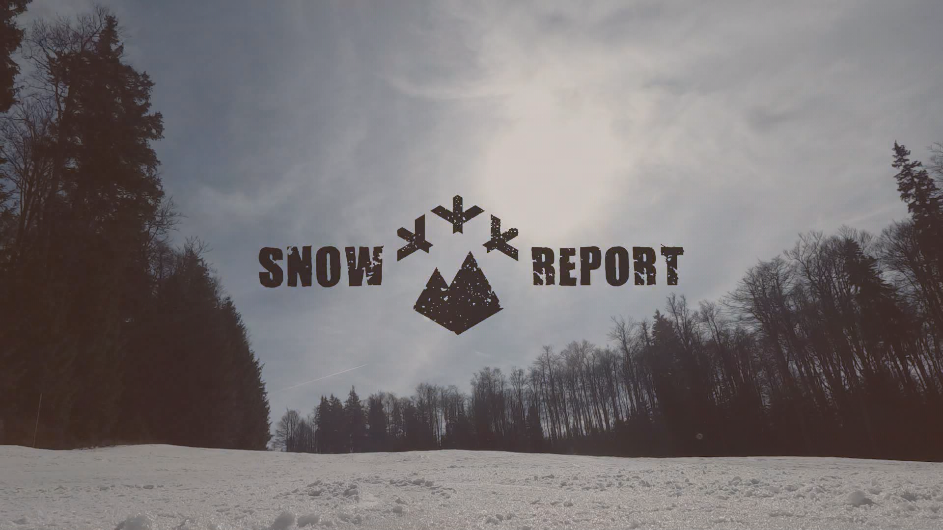 Snow report, magazin