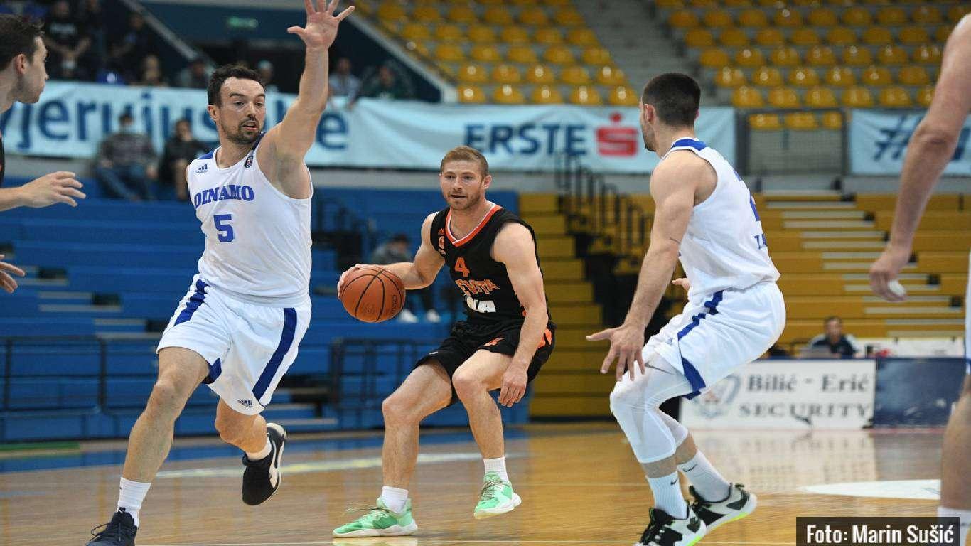 Košarka: Cedevita junior-Dinamo, prijenos