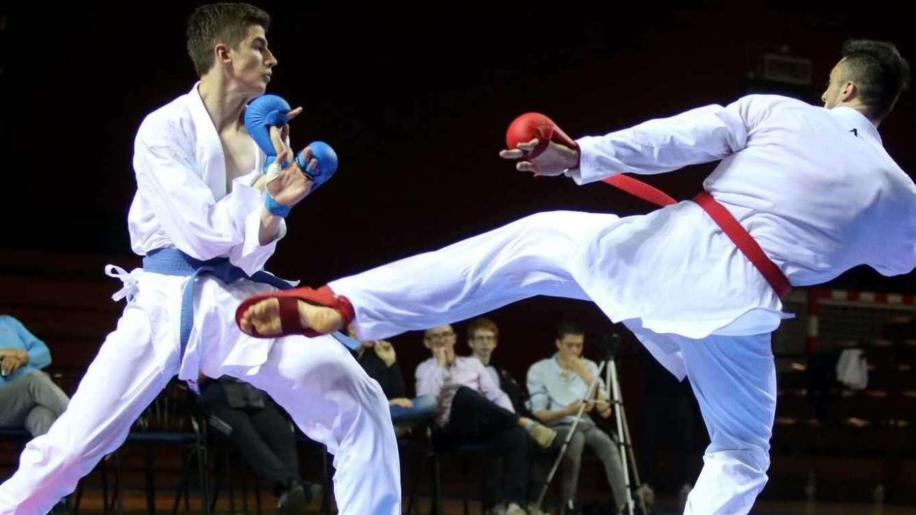 EP karate, prijenos