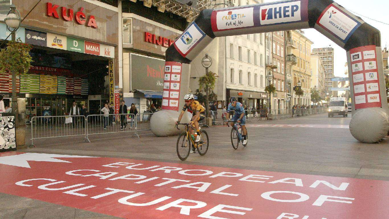 Yates pobjednik 5. etape