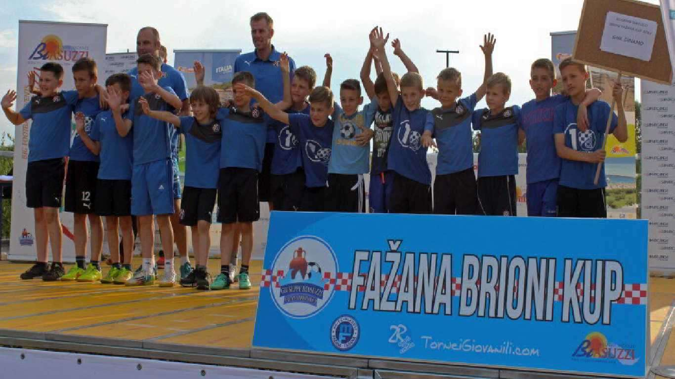 Giuseppe Biasuzzi Fažana Brioni cup
