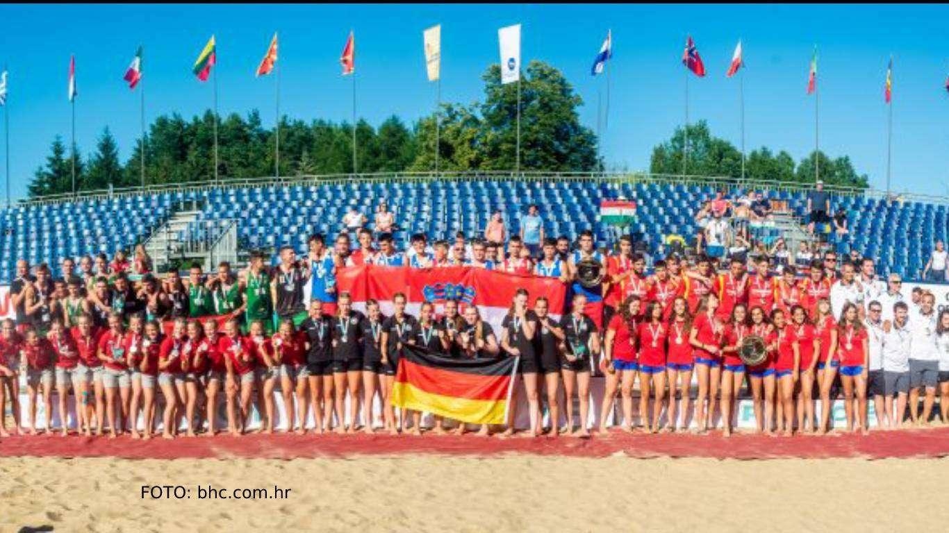Hrvatski juniori zlatni