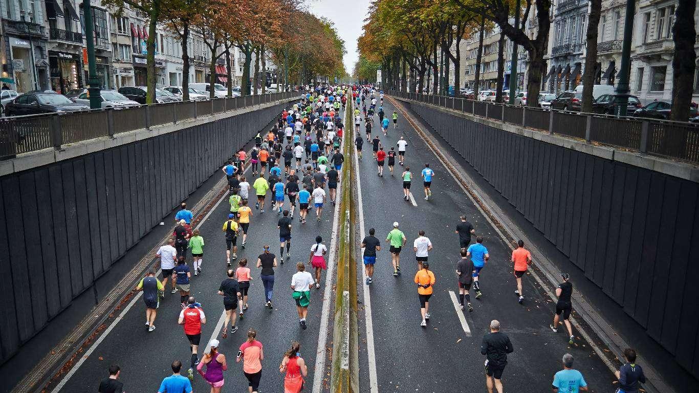Pariški maraton 15.11.