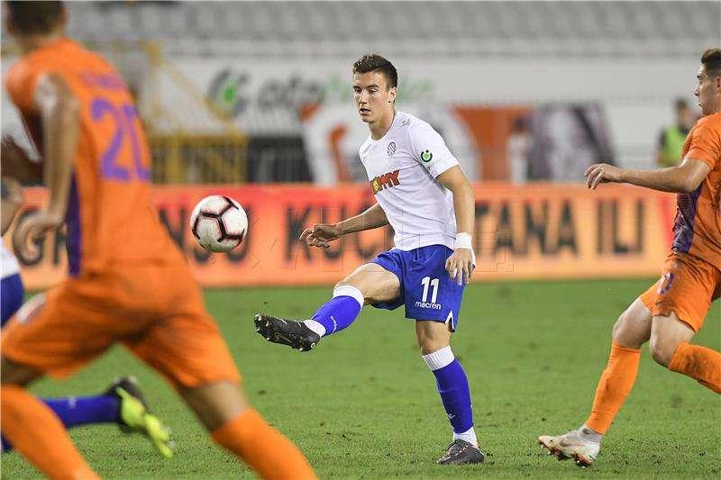 HNL: Hajduk - Lokomotiva 1:1