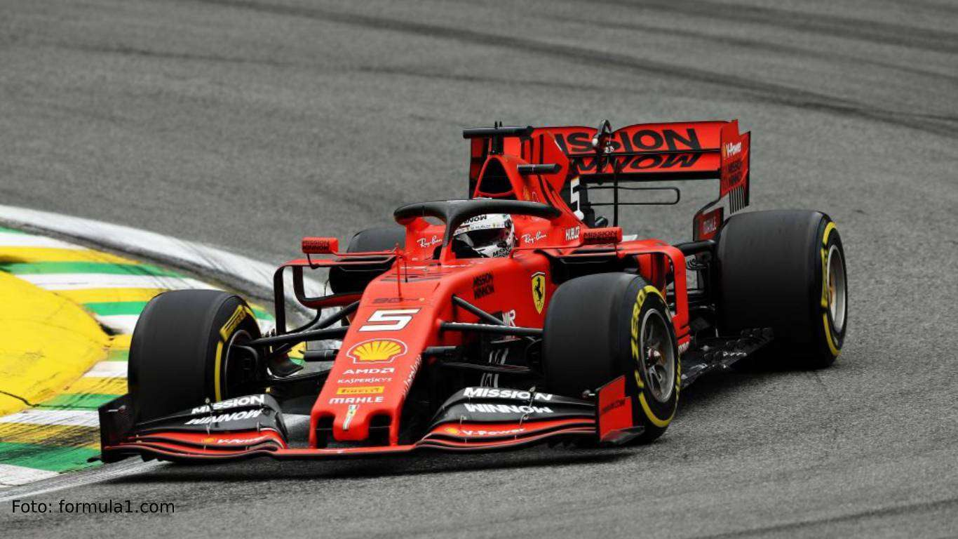 F1: Početak u srpnju