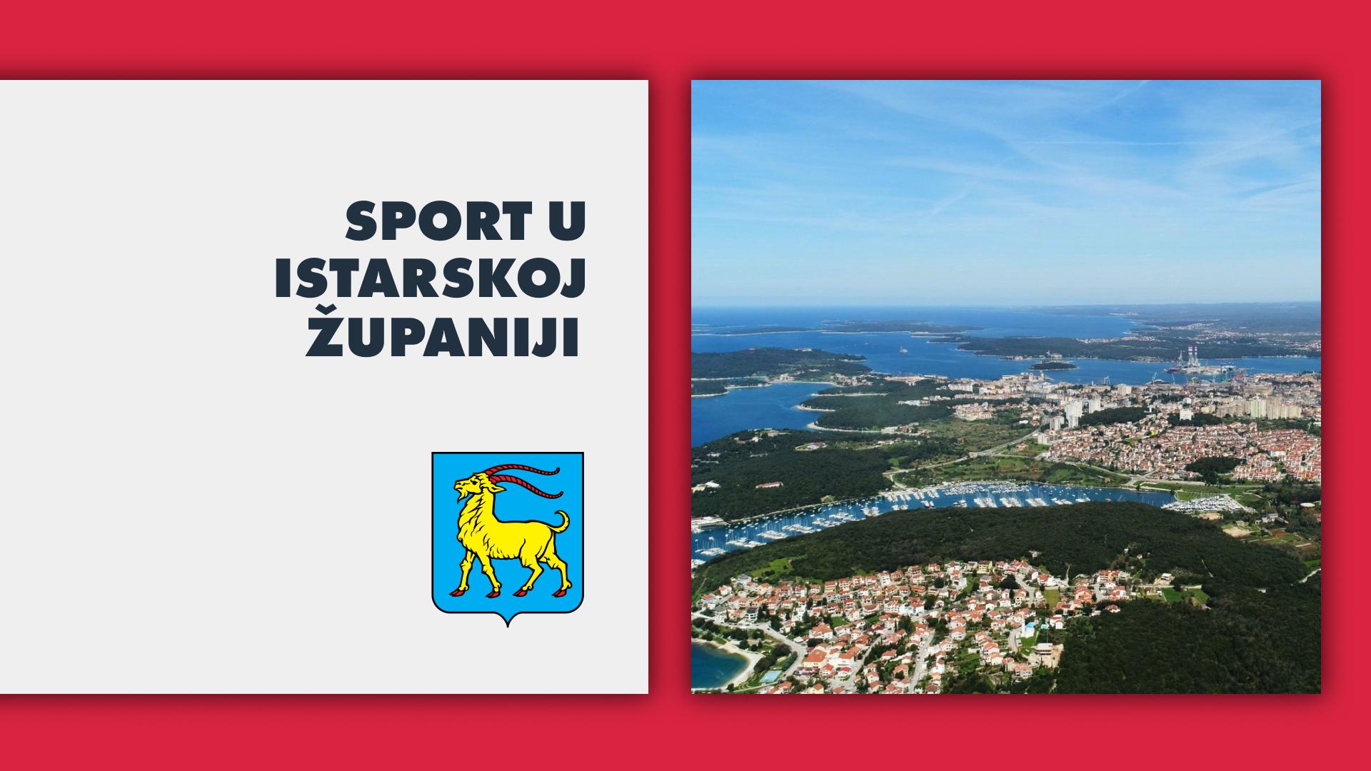 Sport u Istarskoj županiji