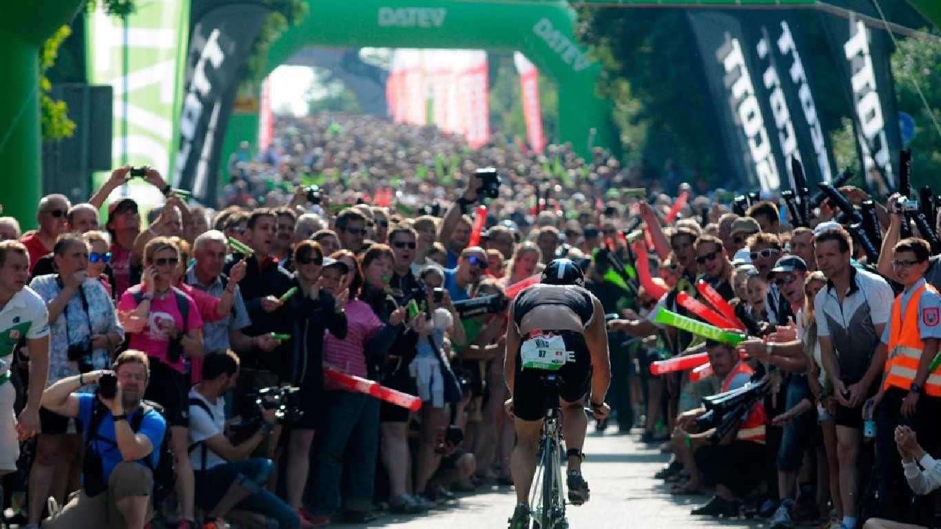 Triatlon Datev Challenge Roth