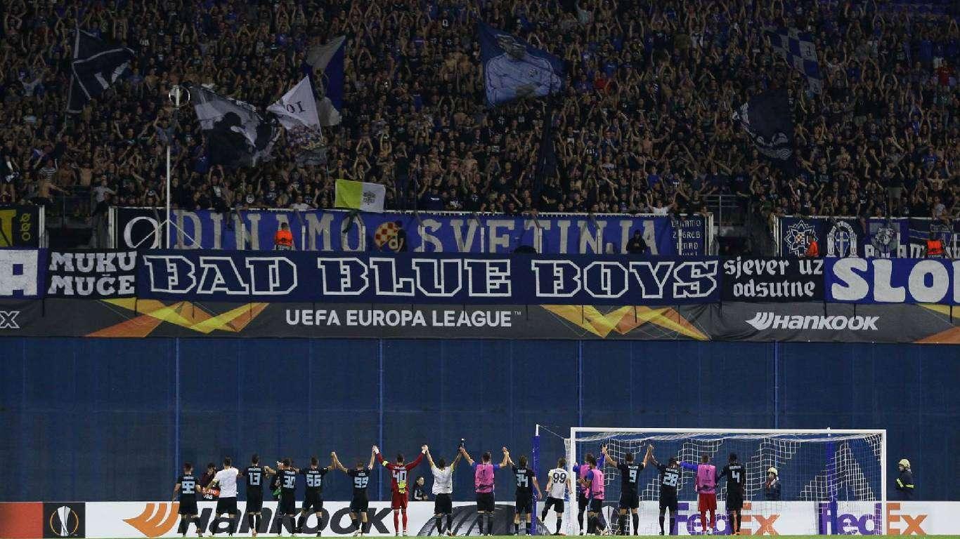 Dinamu kazna UEFA-e