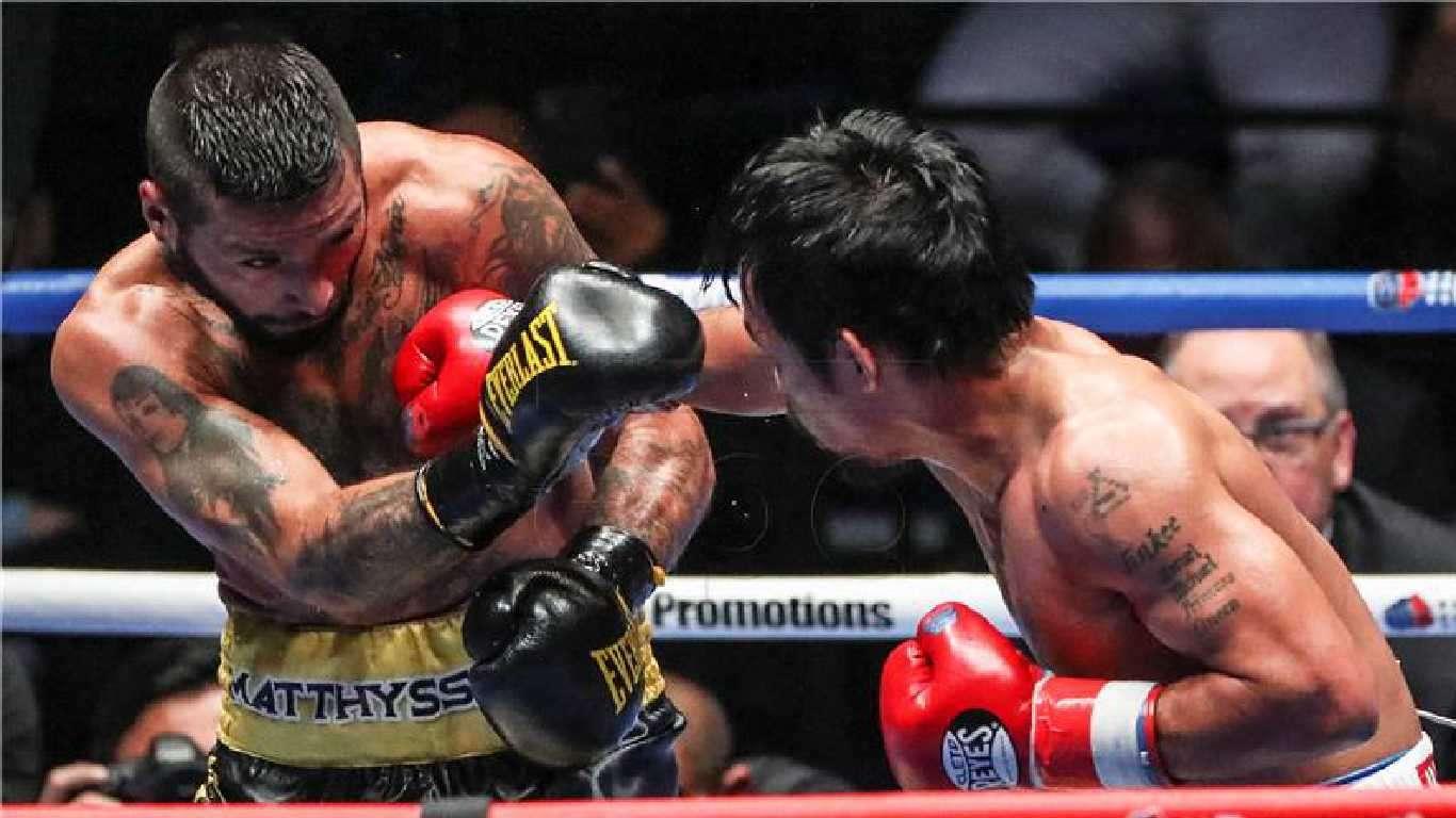 Pacquiao nokautirao Matthyssa za svjetski naslov