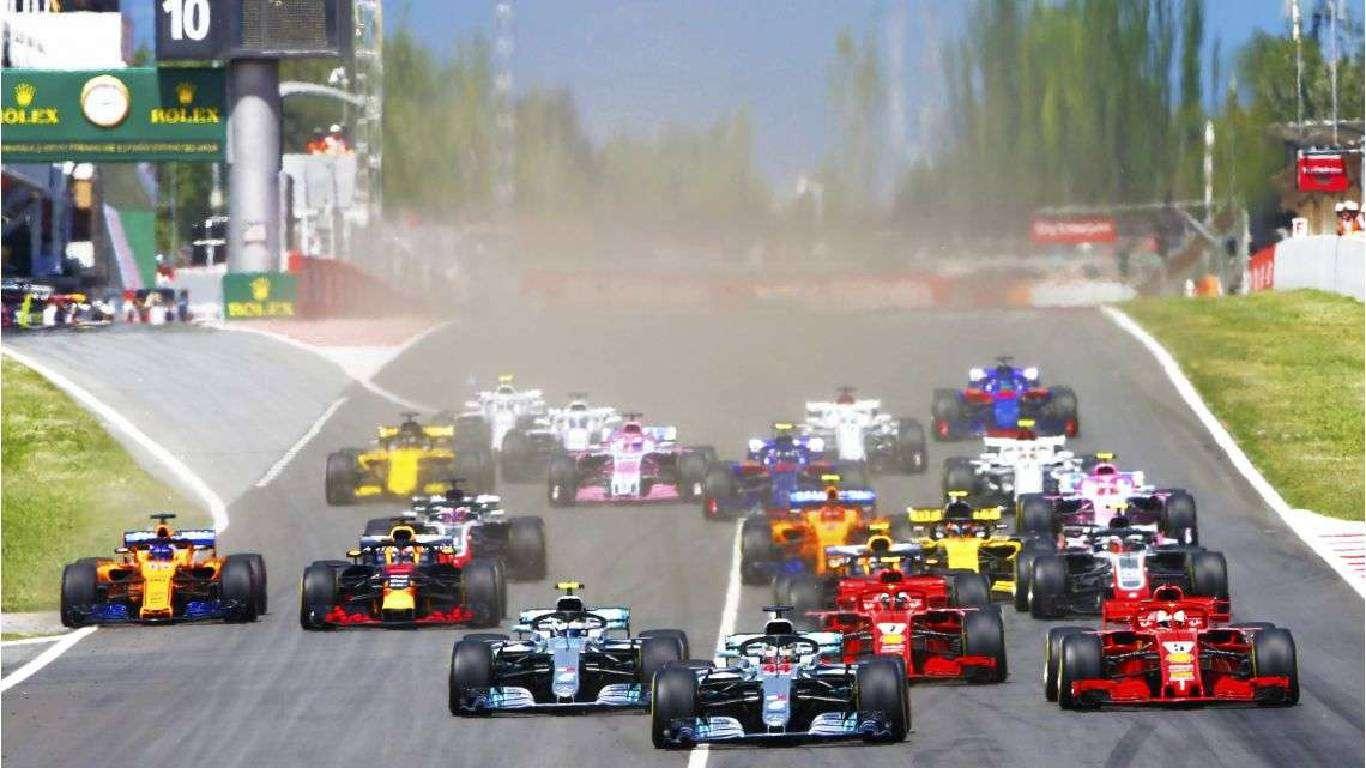 F1, VN Mađarske