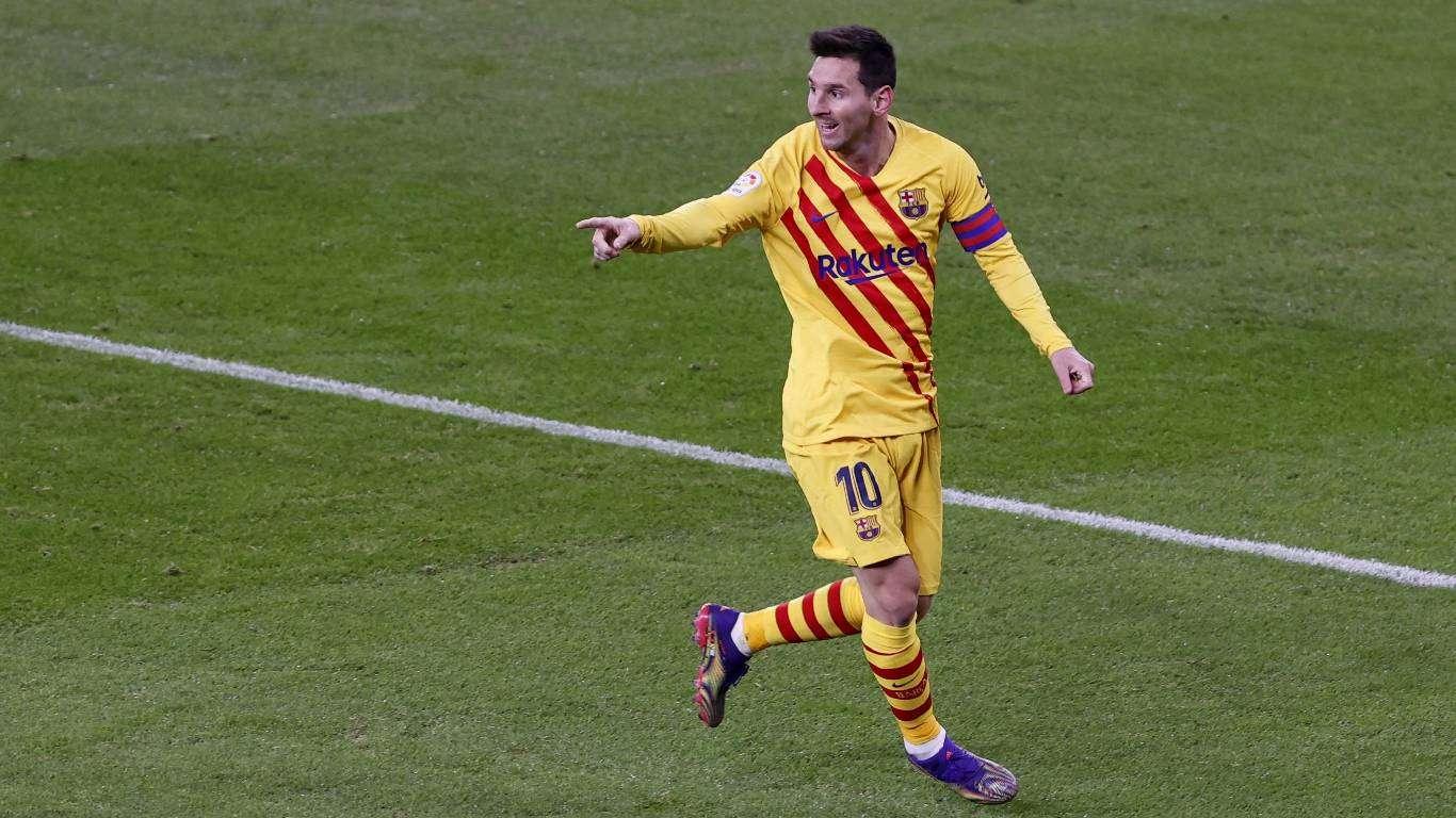 Messi kažnjen s dvije utakmice