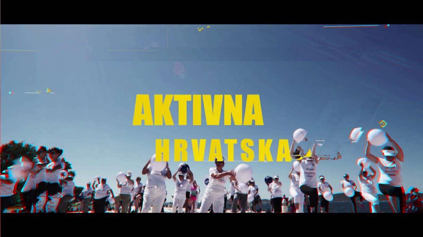 Aktivna Hrvatska, emisija
