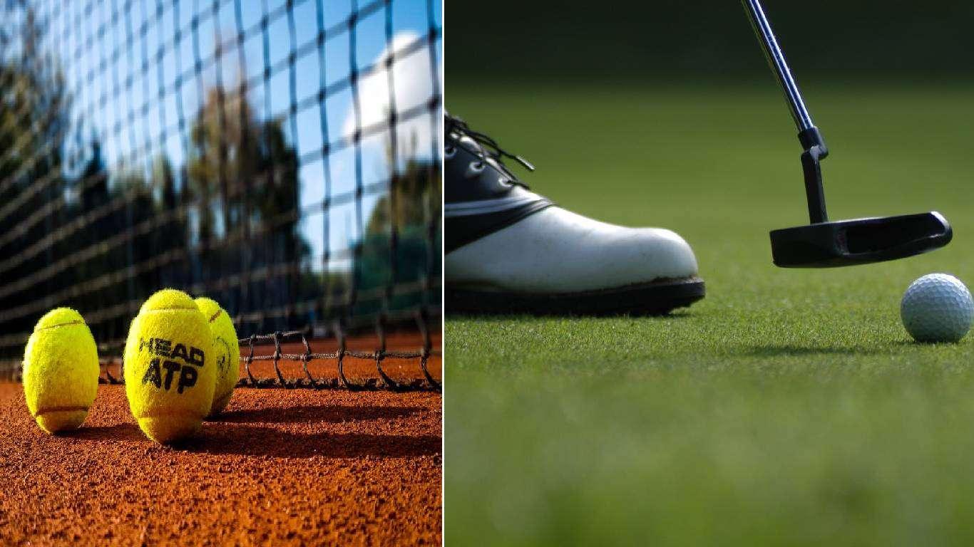 Dopušteni tenis i golf