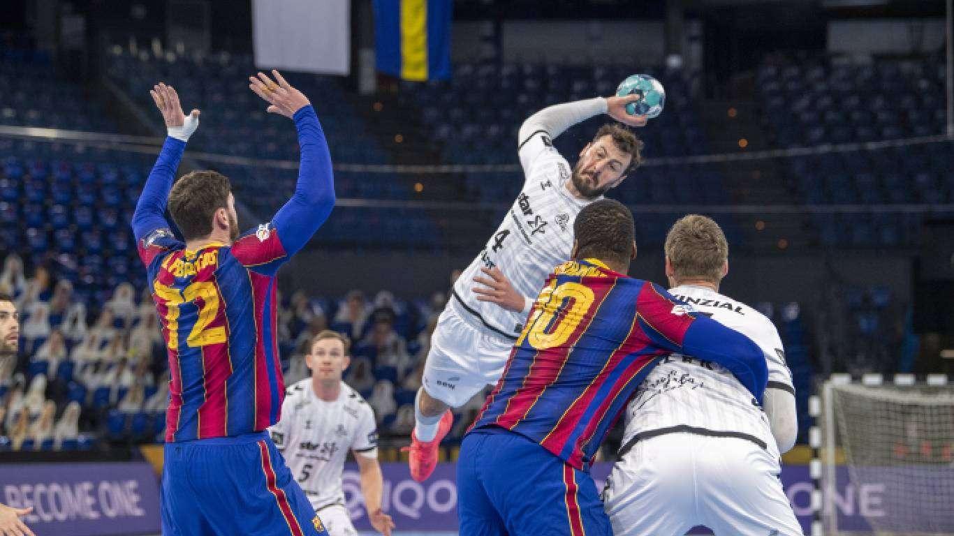Barcelona slavila u Kielu