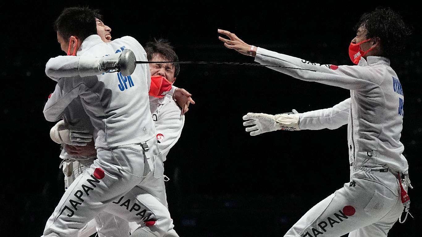 Japanski mačevaoci osvojili prvo zlato u povijesti OI