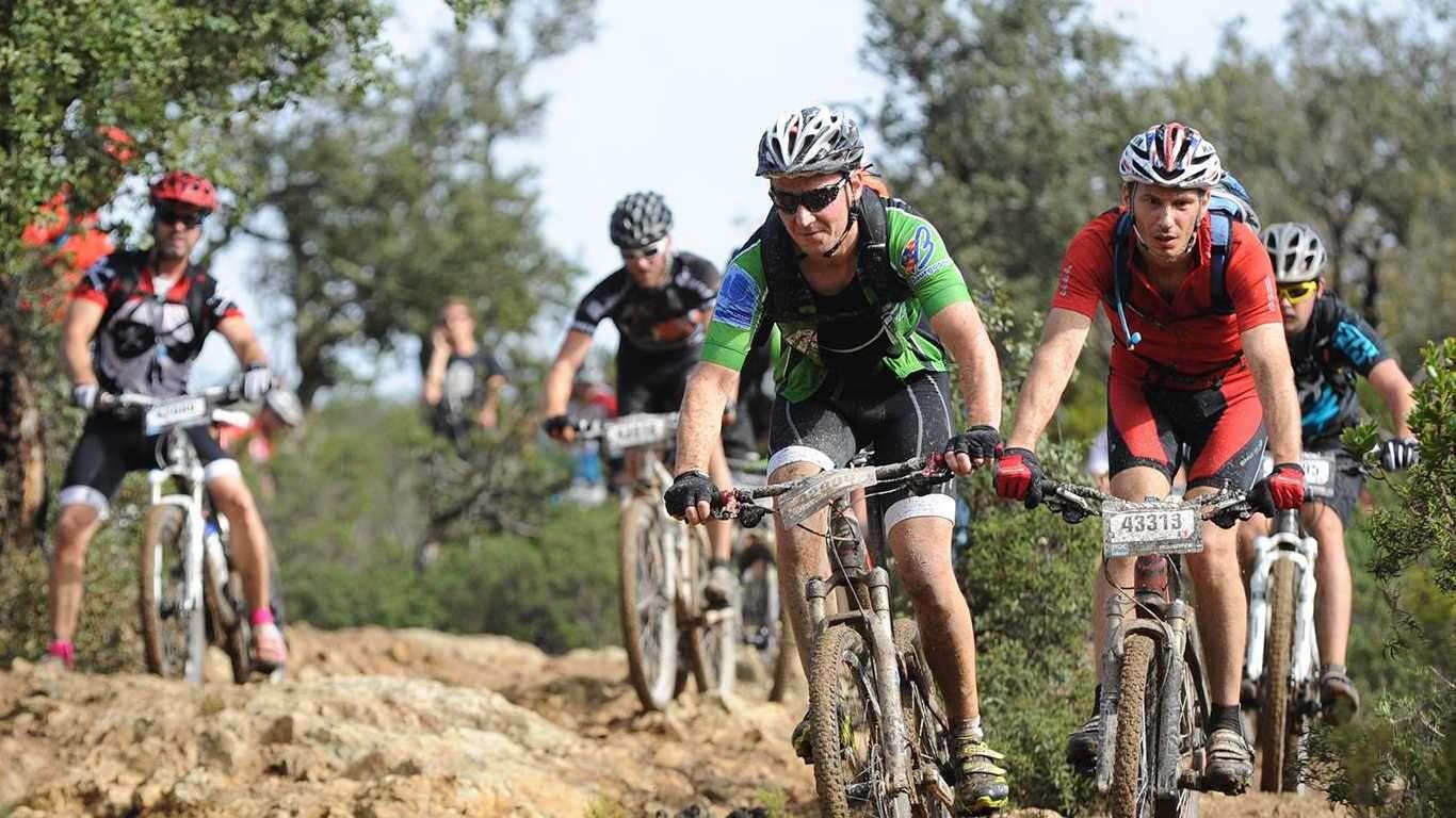 Biciklizam, Roc d' Azur