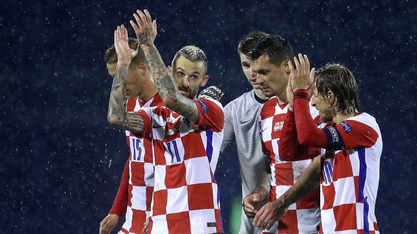Hrvatska nositelj u kvalifikacijama