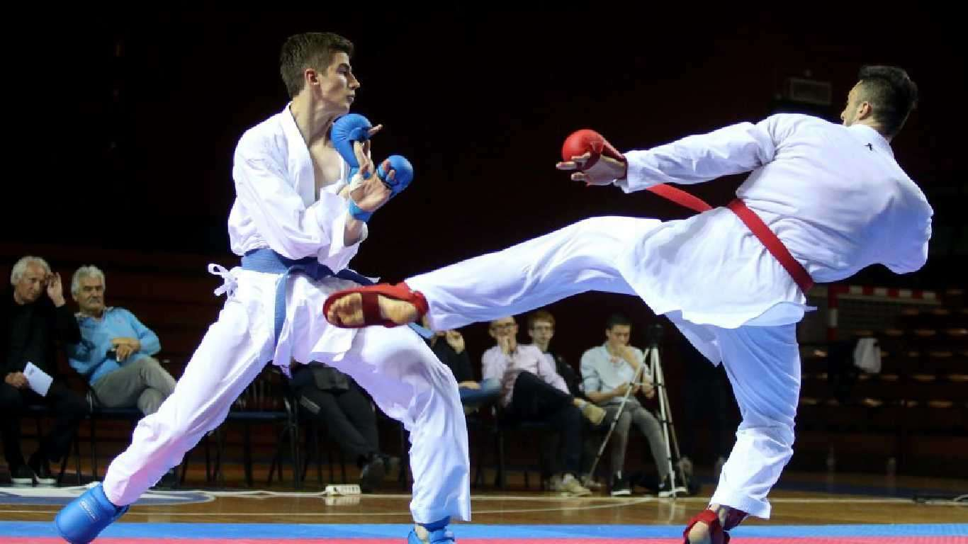 Karate, PL Dubai, prijenos