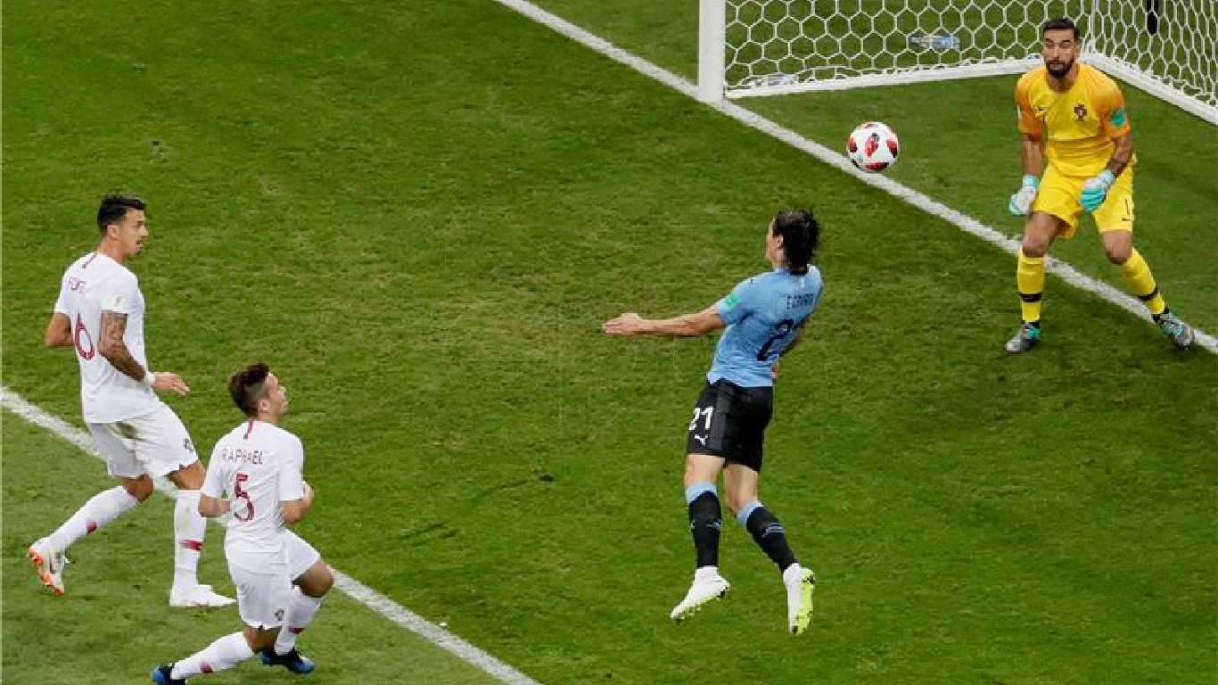 Urugvaj i Francuska prvi četvrtfinalisti