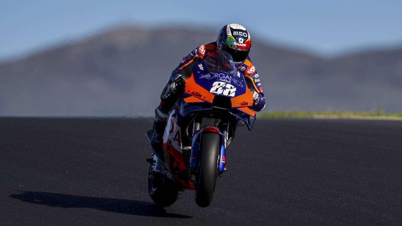 MotoGP: Slavlje Oliveire