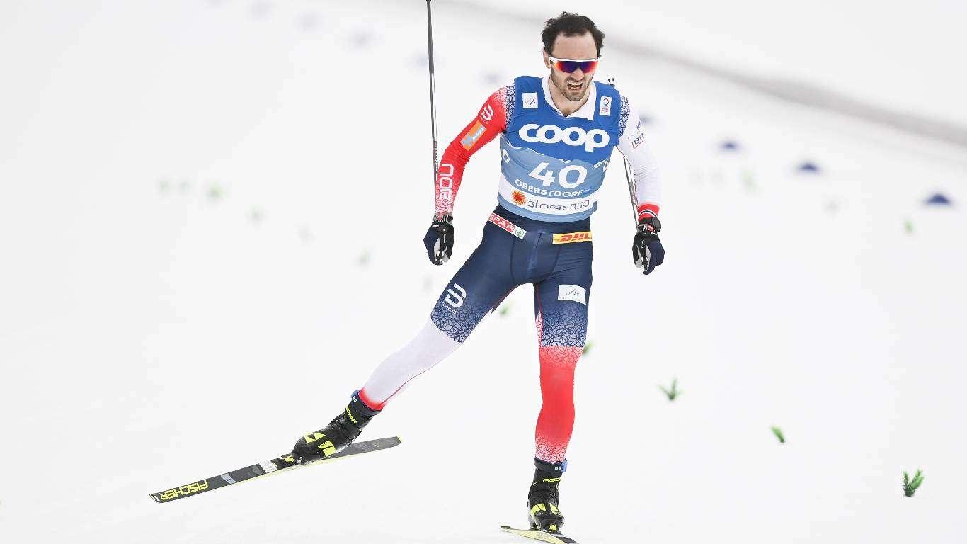 Holund prvak na 15 km