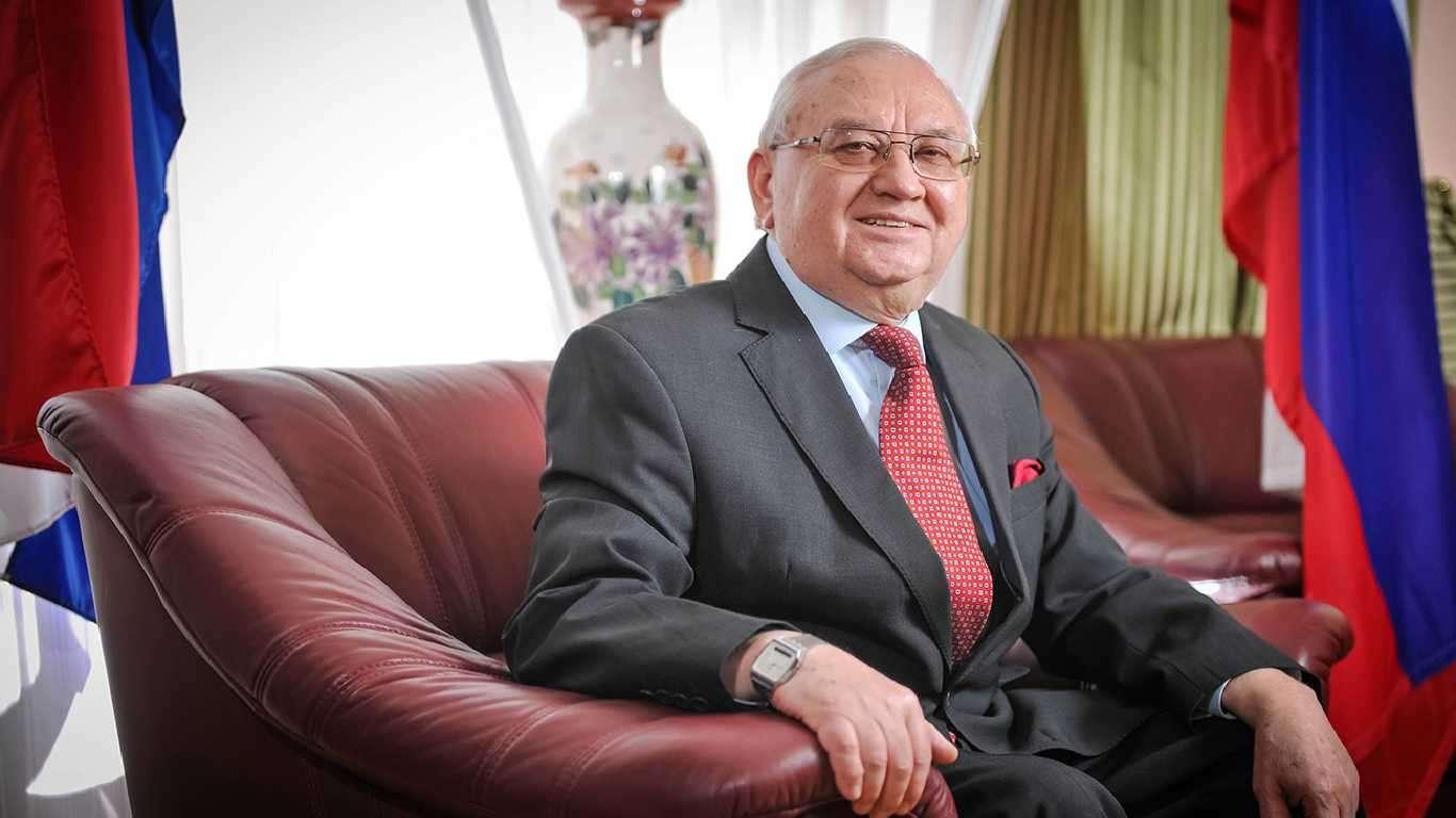Aktualni razgovor: Anvar Azimov, veleposlanik Rusije