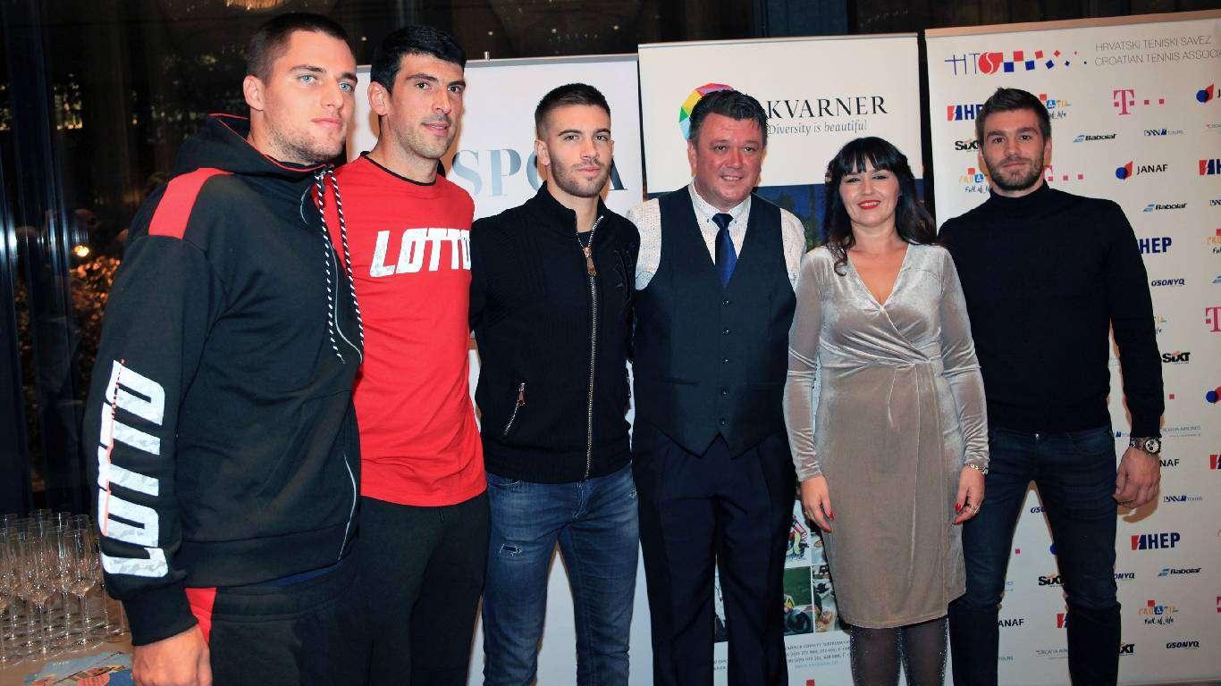 Noć hrvatskog tenisa