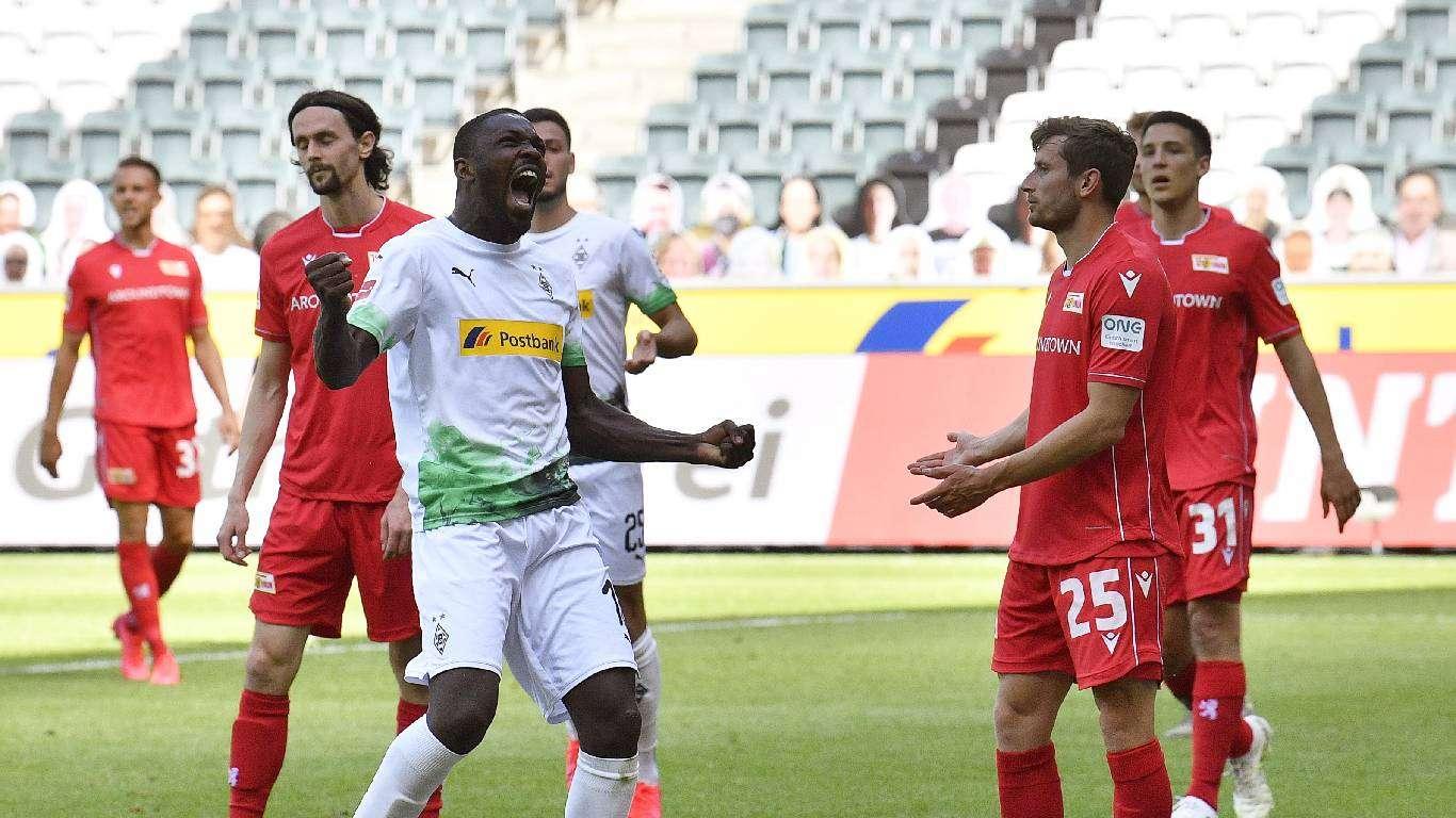 Borussia M. - Union B. 4-1