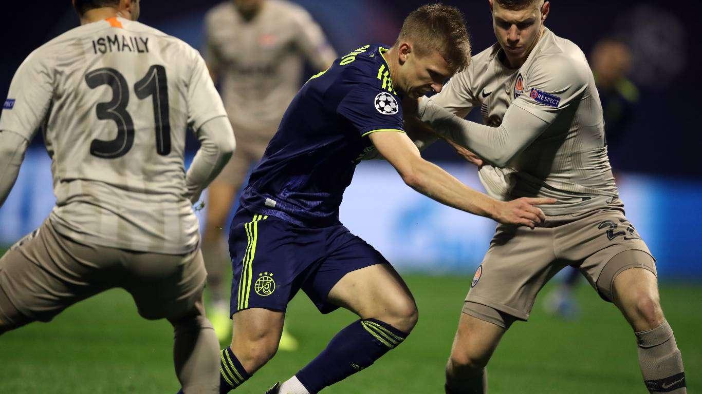Dinamo bez pobjede