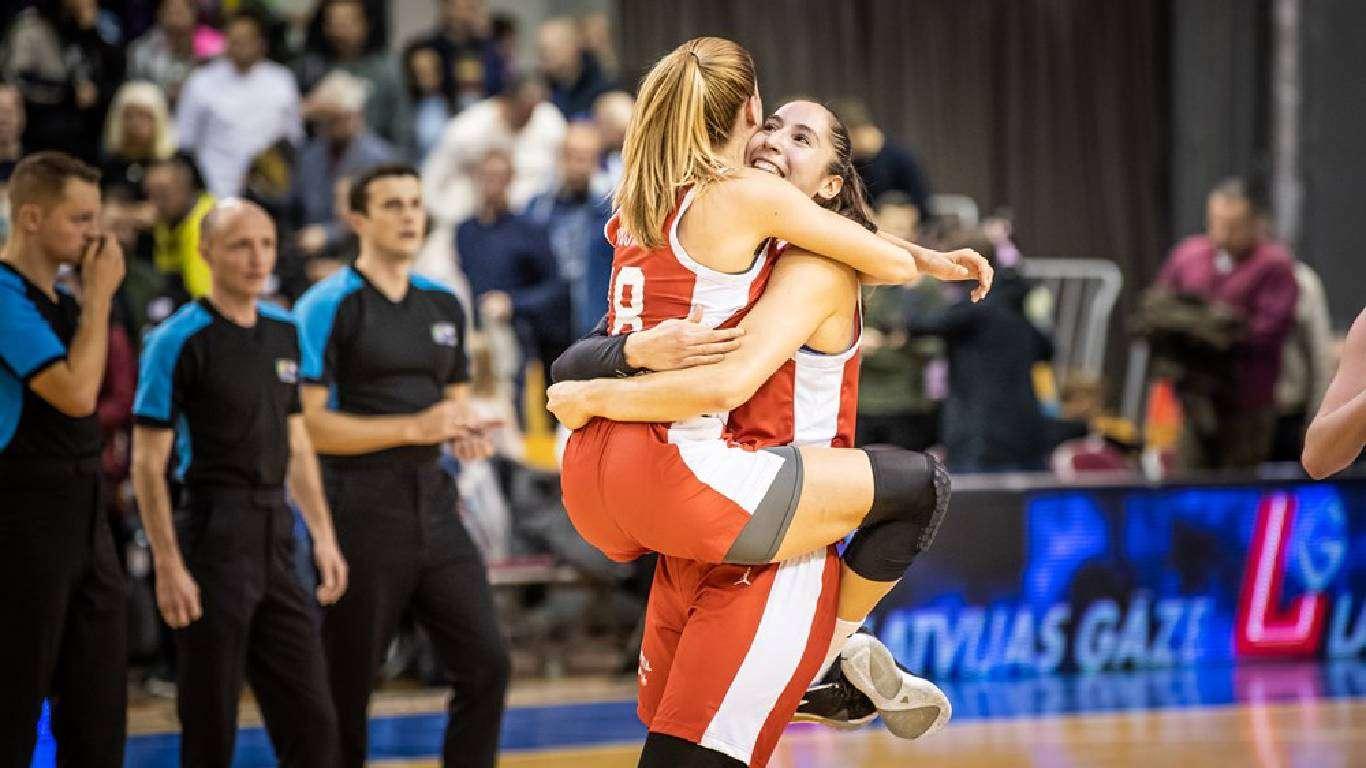 Pobjeda košarkašica