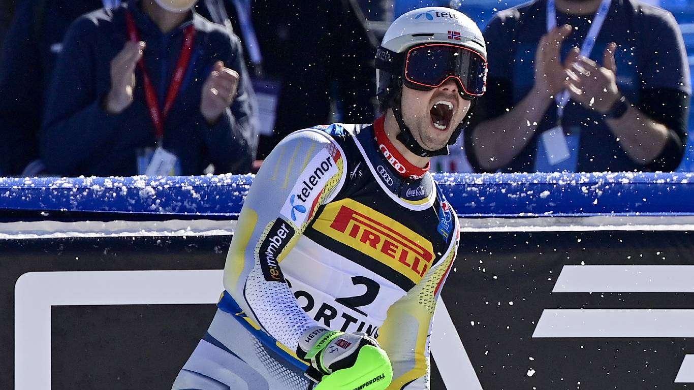 Foss-Solevaag svjetski prvak, Rodeš šesti