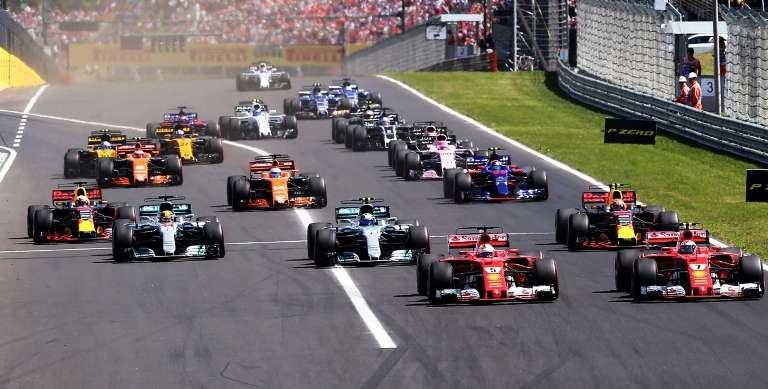F1 Velika nagrada Mađarse