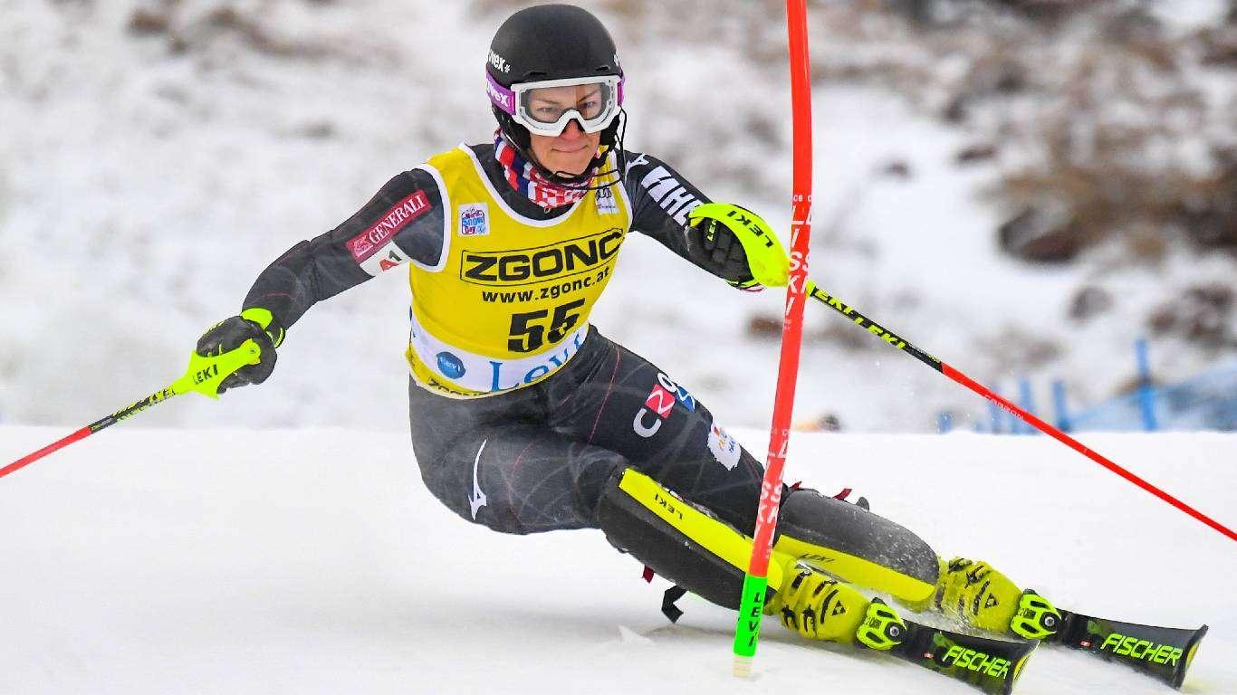 Popović 27. u slalomu