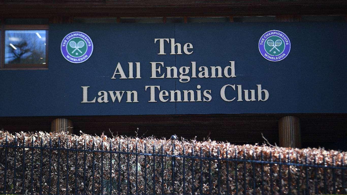Otkazan Wimbledon
