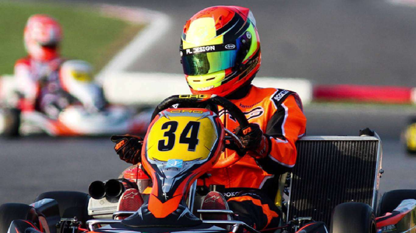 Karting, WC Portugal, magazin