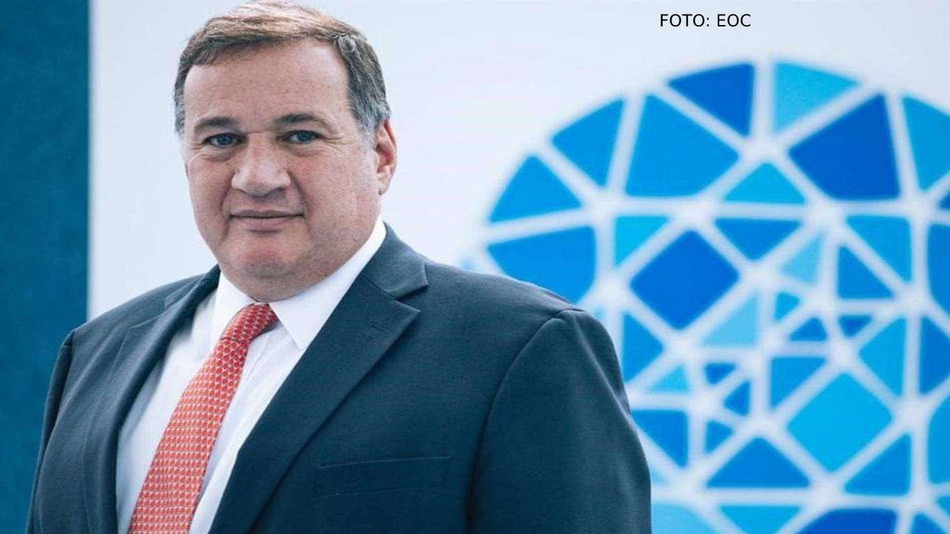 Capralos predsjednik Europskog olimpijskog odbora